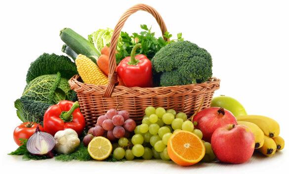 6 fructe și legume pe care trebuie neapărat să le consumi BIO